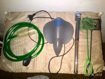 220V Aquarium Heater, In-Tank Filter, Fish Nets, and Siphon in Ramstein, Germany
