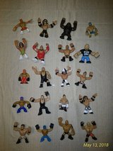 26 WWE Action Figures in Ramstein, Germany