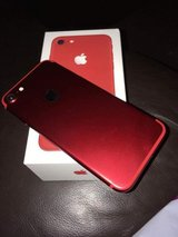 Apple iPhone 7, 128gb Factory Unlocked Red in Wiesbaden, GE