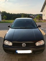VW Golf 4 Passed Inspection in Ramstein, Germany
