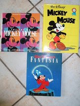 Mickey Mouse books in Stuttgart, GE