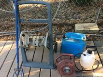 Misc tools for yard in Perry, Georgia