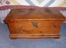 Wood Storage Chest - Toy Chest - $40. in Spring, Texas