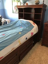 twin bed frame in Baytown, Texas