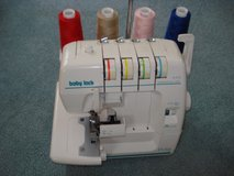"BABY LOCK ""PROTEGE"" SERGER, 4-3-2 WITH DIFFERENTIAL SPEED in Baytown, Texas"