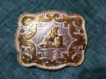 Barrel Racer Belt Bucket in Baytown, Texas