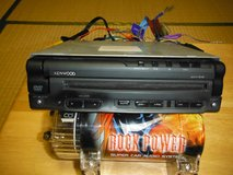 Kenwood KVT-516 flip up DVD Player-also has a remote control in Okinawa, Japan