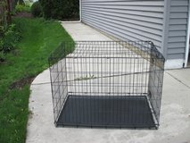 Large Pet Kennel cage in Lockport, Illinois