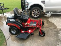 "ZERO-TURN COMMERCIAL 52"" Land Pride Riding Mower, FABRICATED DECK in Kingwood, Texas"