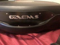 """GEAMS Vanguard Gaming Case with 19"""" monitor in Byron, Georgia"""