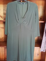 Dress, Army green color in Baytown, Texas