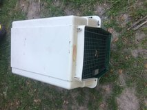 Medium size dog kennel in Leesville, Louisiana