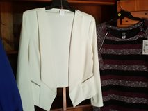 Jacket, Women's white knit in Baytown, Texas