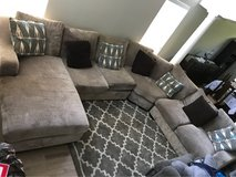 4 piece sectional couch in Travis AFB, California