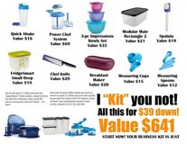 LOOKING FOR NEW TUPPERWARE CONSULTANTS in Fort Knox, Kentucky
