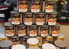 Mountain House and Provident Pantry Freeze Dried Food (36 cans) in Lake Charles, Louisiana