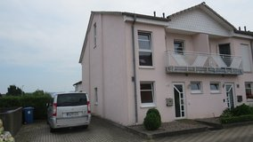 Duplex House in the Center of Ramstein in Baumholder, GE