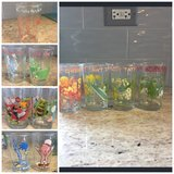 Various vintage glasses in Naperville, Illinois