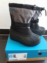 Columbia Boots Boys Size 13. Like NEW! in Ramstein, Germany