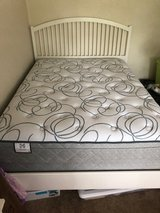 IKEA queen size bed in Fort Riley, Kansas