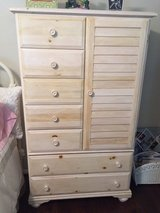 Beautiful Chest/Armoire with white wash stain in Kingwood, Texas