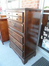 DRESSER - WOOD 5 DRAWER in Cherry Point, North Carolina