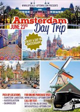 Amsterdam Summer Day Trip in Ramstein, Germany