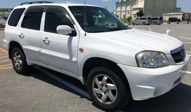 2003 Mazda Tribute in Okinawa, Japan