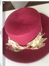 Woman's Hat in Tinley Park, Illinois