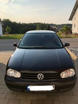 1998 Golf 4 Passed Inspection Available Same Day in Ramstein, Germany