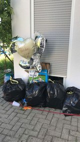 TODAY TRASH&JUNK&BULK PICK UP SERVICE &FREE ESTIMATE in Ramstein, Germany