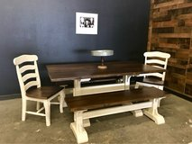 solid wood dining tables in Baytown, Texas