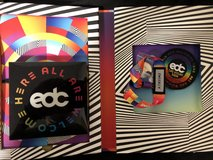 EDC 3 day pass in Camp Pendleton, California