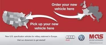 Want an AUDI, MERCEDES-BENZ, NISSAN, INFINITI or VW? in Shape, Belgium