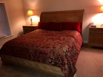 King Size Bedroom Set in Fort Belvoir, Virginia