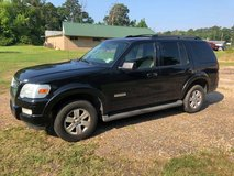 2008 FORD EXPLORER XLT 4.0L 4WD in Leesville, Louisiana