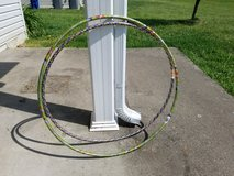 Hoola Hoops - Innocent fun to burn energy during the summer  (set of 2)- gently used. in Fort Knox, Kentucky