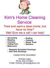 House Cleaning in Baytown, Texas