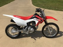 Honda 125F Dirt Bike FOR SALE! in Leesville, Louisiana