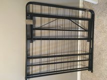 Twin Metal Bed Frame in Kingwood, Texas