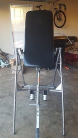 Inversion table for the back in Warner Robins, Georgia