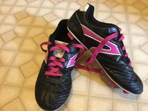 Girls Soccer Cleats size 4 in Naperville, Illinois