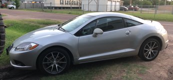 2012 Mitsubishi Eclipse Gs Sport in Baytown, Texas