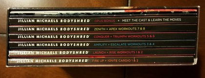 BODYSHRED by JILLIAN MICHAELS in Fort Campbell, Kentucky
