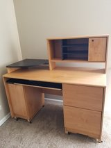 Desk with chair in Orland Park, Illinois