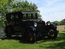 1924 Reo T6 (Brougham?) in Shorewood, Illinois