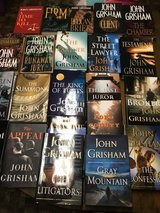John Grisham books in Perry, Georgia
