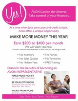 Avon Now Hiring in Kingwood, Texas