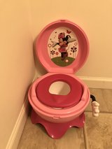 Minnie Mouse potty in Watertown, New York