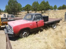 1976 3500 4 SPEED DUALLY in Alamogordo, New Mexico
